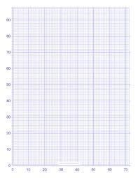 Printable Numbered Grid Paper 10 Lines Per Inch