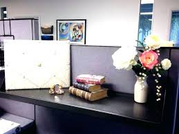 office cubicle decoration themes. Office Cubicle Decoration Themes Ideas Decorating . For Best Bay Decoration  Theme Office Themes Go Green Cubicle