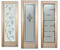 pantry doors glass pantry door frosted glass door