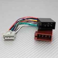 panasonic 16pin iso car stereo audio wire connector new ebay car speaker wire connectors adapters at Car Stereo Wire Connector