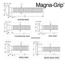 Fastenerdata Huck Magna Grip Lock Bolt Fastener