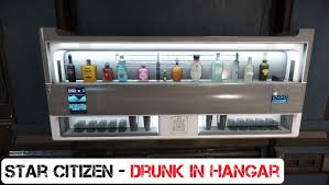 Alcohol Cabinet Star Citizen Drinking Drunkness Alcohol Cabinet Youtube