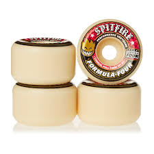 spitfire skateboard wheels. spitfire skateboard wheels - formula four conical full 101du natural 53mm