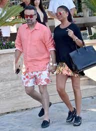 Sosyetenin ünlü ismi Süreyya Yalçın Miami'den Bodrum'a 46 bavulla geldi  havalimanında herkes şok! - Galeri - Takvim