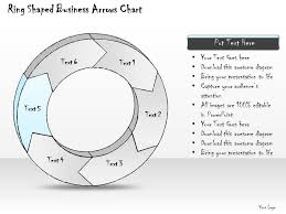 2502 Business Ppt Diagram Ring Shaped Business Arrows Chart
