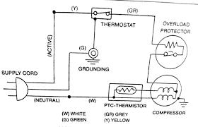 wiring a compressor car wiring diagram download cancross co Compressor Wiring Diagram Compressor Wiring Diagram #40 compressor wiring diagram single phase