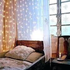 sheer canopy curtains – gokool