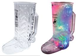 custom cowboy boot mugs