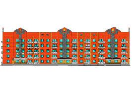 Диплом по ПГС этажный жилой дом из кирпича в г Курск 5 этажный жилой дом из кирпича в г Курск