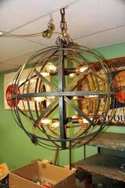 large metal orb metal sphere pendant light large metal orb chandelier designs metal spherical pendant light large metal orb