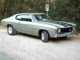1972 Chevrolet Chevelle Sedan related infomation,specifications ...