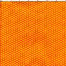 Cotton Quilt Fabric Heart Scale Orange Tone On Tone Blender ... & Cotton Quilt Fabric Heart Scale Orange Tone On Tone Blender - product image Adamdwight.com