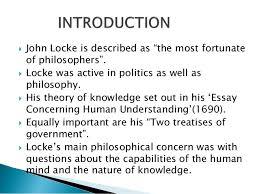 an essay concering human understanding an essay concering human understanding 1 john locke 1632 1704 2