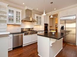 absolute black granite countertops white cabinets
