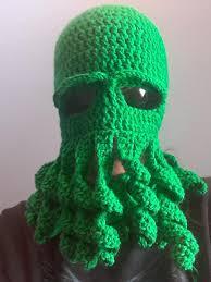Crochet Octopus Hat Pattern Classy Crochet Octopus Mask YouTube
