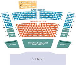 Tickets Seating Chart Santa Cruz Shakespeare
