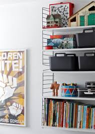 Kids Bedroom Shelving Metalic Shelves For A Kids Room Time Of Aquarius Kids