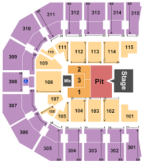 Quicken Loans Arena Seating Chart Taylor Swift John Paul Jones Arena Tickets With No Fees At Ticket Club