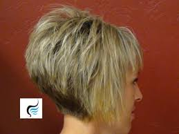 Hair Style Wedge how to do a short stacked haircut with straight bangs girl 8008 by stevesalt.us