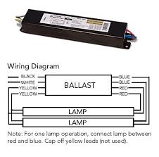 f96t12 ho t12 electronic fluorescent ballast runs 1 or 2 f96t12 ho T12 Ho Ballast Wiring Diagram f96t12 ho t12 electronic fluorescent ballast runs 1 or 2 f96t12 ho lamps 110w 2 Lamp T12 Ballast Wiring Diagram