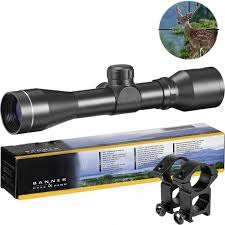 <b>Hunting Optics 4x32 Airsoft</b> Optical Rifle Scope Sight With Rail ...