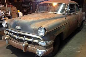 Solid Potential: 1954 Chevrolet Bel Air