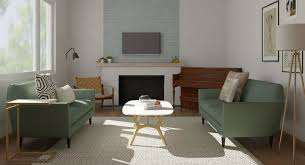 new design living room furniture. A Living Room That Reporter Redesigned With Modsy. New Online Apps And Programs Can Help You Visualize Furniture In Your Home. Credit Modsy Design N