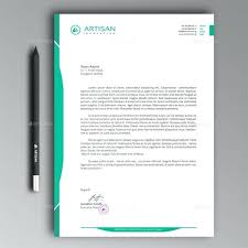 Company Letterhead Templates Amazing Business Letterhead Design Sample Baycabling