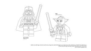 Small Picture LEGO Star Wars Colouring Sheet DK Explore