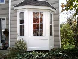 Exterior Bay Window Ideas Creative