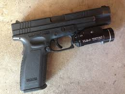 Tactical Light For Xd 40 Subcompact 10 Simple Ways The Springfield Xd Could Be A Better Gun