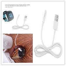 Manyetik şarj kablosu USB 4 Pinli akıllı saat Şarj Cihazı KW28 FS08 GV68 akıllı  saat|Smart Accessories