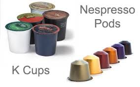 nespresso k cups. Interesting Cups KCups Vs Nespresso Pods Intended K Cups C