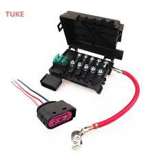 fuse box plug wiring diagram site tuke 1 set battery circuit fuse box assembly plug cable for a3 s3 car fuse box plugs fuse box plug