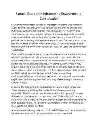 conservation of environment essay financials growth conservation of environment essay