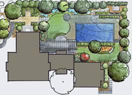 Pool Landscape Design Fredericksburg Landscape Design And Pool Revolutionary Gardens