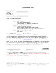 Fillable Online Self Certification Letter Form Raw2 Cgs