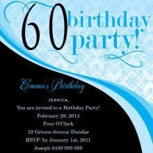 60 birthday invitations personalised 60th birthday invitations from impressive invitations