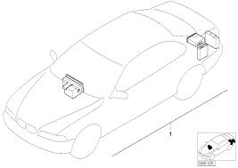 Bmw retrofit kit navigation with monitor