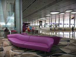 airport walking conveyor belt. after check-in, if you would like to lounge around with family and friends first instead of heading into the departure transit hall, there are also pockets airport walking conveyor belt