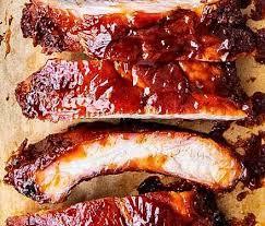 how to smoke pork ribs using the 3 2 1