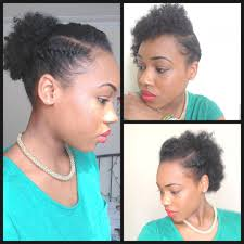 3 quick easy style for short natural hair wash and go 5th throughout quick protective styles for short natural hair