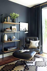 home office paint colors. Husband And Wife Office Makeover Today Were Revealing His Moody Midcentury Inspired Lead Design By Link In Home Paint Colors 2012