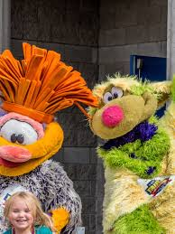 Snickle and Fritz: Central Washington State Fair mascots | KIMA