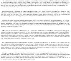 narrative essays examples for high school descriptive narrative essay example example narrative essay high