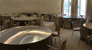 mirror table tops hire in london