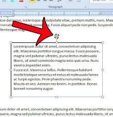 How To Rotate A Text Box In Word 2010 Solve Your Tech