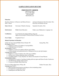 The Perfect Resume Gallery Of The Perfect Resume Format The Perfect Resume Template 3