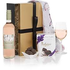 las delight hers gift basket luxury birthday hers for mum or for her rose