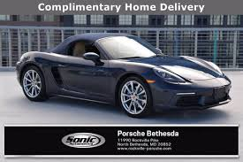 Search more honolulu car rental deals like the ones below from van rentals in honolulu. Used Porsche 718 Boxster For Sale In Honolulu Hi Edmunds